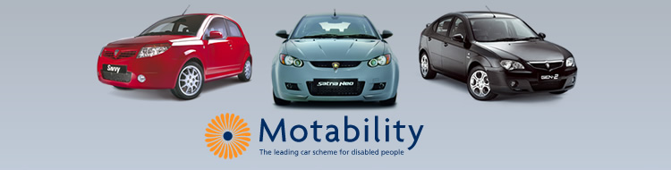 Mobility Cars - Motability Suppliers UK & Ireland - Disabled Cars