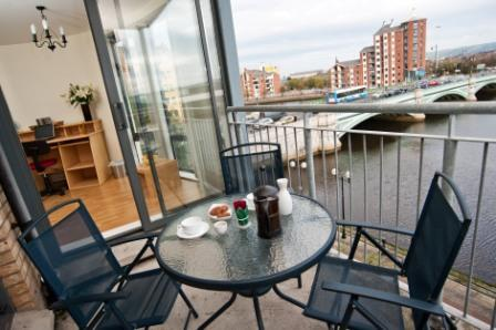Belfast Self Catering Apartments Accommodation