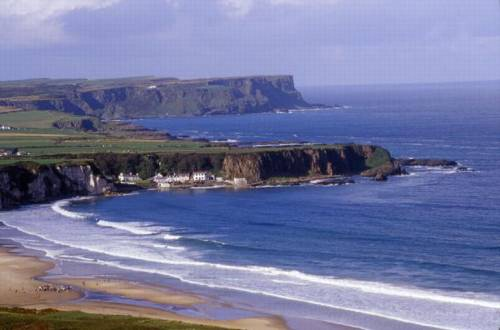 Antrim Coastline