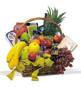 'Best' Ireland Fruit Baskets - For 'Healthy & Fresh' Fresh Fruit Hampers Delivery Ireland Online - Click Here !!