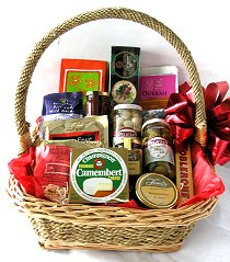 Order Great Irish Food Hamper Ireland Gift Baskets UK Same Day Worldwide Delivery Free Service O Click Here