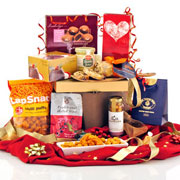 Irish Xmas Gift Hampers Delivered Ireland !