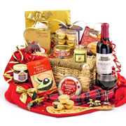 Nice Christmas Hampers Delivered To Ireland Online !
