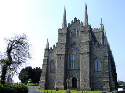 Cathedral Ireland Ireland Cathedral is Where