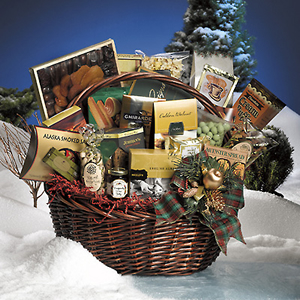 Send Irish Xmas Gift Baskets Ireland Online !