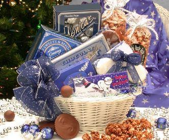 'Unique' Christmas Gift Baskets UK & Ireland Online - Click Here !