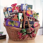 'Nice' Irish Christmas Gourmet Food Hampers !!